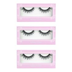 Featherette® 3pk – House of Lashes® $30 http://houseoflashes.com/products/featherette-3pk