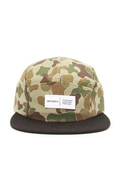 Akomplice, Camo 5 Panel Hat