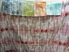Love Michael Devine's new Thomas fabric design!