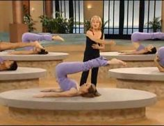 winsor pilates.. change your whole body in 30 days.. only 20 min/day! i have tried this and it actually really works!!