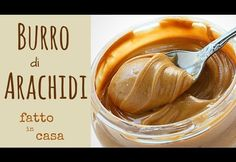 BURRO DI ARACHIDI FATTO IN CASA DA BENEDETTA – Easy Homemade Peanut Butter