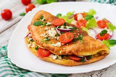 Jak powinna wyglądać fit kolacja? Fit, czyli jaka? Bruschetta, Salmon Burgers, Breakfast, Ethnic Recipes, Fitness, Food, Dinner Ideas, Diet, Morning Coffee
