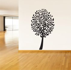 Big Tree Sticker Wall Vinyl Tree of Life Branch Mural Decal Decor Gift #214 #HomeOfStickers