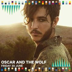 Oscar and the Wolf will be playing Rock Werchter festival