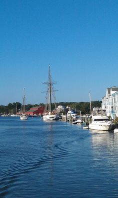 Mystic, Connecticut Love it here.