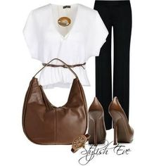 Designer Clothes, Shoes & Bags for Women Diva Fashion, Cute Fashion, Fashion Outfits, Womens Fashion, Fashion Trends, Fall Fashion, Fashion Ideas, Fashion Inspiration, Stylish Eve Outfits