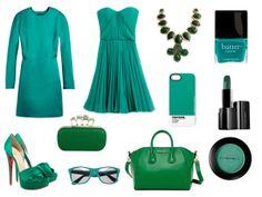 Imagem 1 Verde Esmeralda