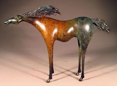 Unique Horse :: by William Jauquet, De Pere, WI