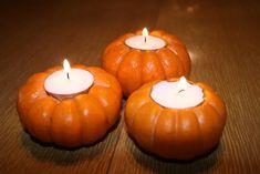 Simple Thanksgiving Decor DIY