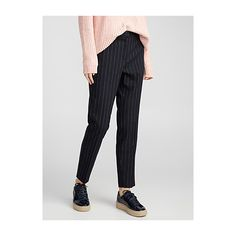 9eb0bd87a22 Vero Moda Chic patterned business pant ( 54) ❤ liked on Polyvore featuring  pants