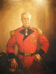 Frank Herbert Mason American, b. 1921 Portrait of George H. in the Uniform of the Sovereign Military Order of Malta Inscribed on the stretcher April Oil Malta, Catholic Orders, Knights Hospitaller, Military Orders, Frank Herbert, Soul Connection, Major General, Saint John, Ny Usa