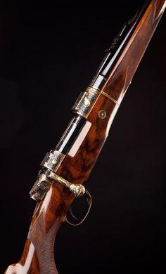 Hartmann & Weiss rifle