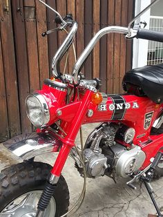 Honda Dax ST-70 Th.1972