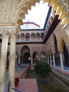Alcazar Andalousie Espagne