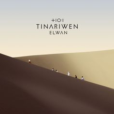 The new album Elwan by Tinariwen could well have been called Exile on Main Street. Others have already thought of that, but the idea is apt. As is the painful paradox, if you consider that while Tinariwen were criss-crossing the globe on their recent triumphant tours, the frontiers that encircle their desert home were closing and forcing them into exile to record their new album Elwan.