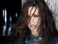 Kristen Stewart's Eye Makeup Tutorials: Allure Magazine Tutorial
