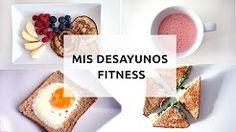 desayunos fitness - YouTube