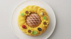 ひまわりみたいなアイスケーキもグラッシェル夏の新作は素敵なバカンスがコンセプト