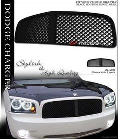 for 2006 2010 dodge charger black honeycomb sport mesh front bumper grill grille - Categoria: Avisos Clasificados Gratis  Item Condition: New FOR 20062010 DODGE CHARGER BLACK HONEYCOMB SPORT MESH FRONT BUMPER GRILL GRILLEPrice: US 35.00See Details
