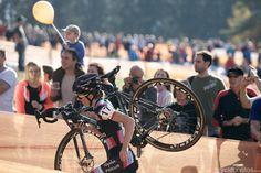 Gabby Day-Durrin, Rapha-Focus disc brake bike   CX WorldCupTabor 26-10-13 》cyclephotos.co.uk
