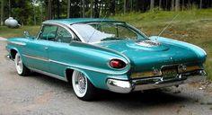 1961 Dodge Polara Super D-500