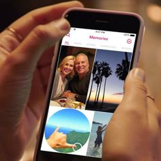 Snapchat Memories: Image archive with a difference