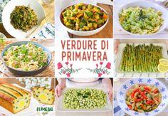 ASPARAGI AL FORNO - ricetta veloce | Fatto in casa da Benedetta