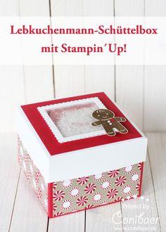 Eine Lebkuchenmann-Schachtel                                                                                                                                                                                 Mehr