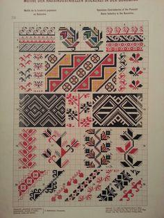 Cross Stitch Geometric, Cross Stitch Borders, Cross Stitch Charts, Cross Stitching, Cross Stitch Patterns, Embroidery Applique, Cross Stitch Embroidery, Embroidery Patterns, Palestinian Embroidery