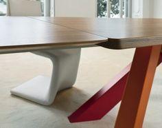 Mesa Big Table extensible de Bonaldo