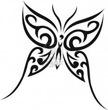 Image result for art deco butterfly
