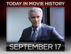 1962 – One of the most innovative filmmakers working today, director Baz Luhrmann was born Mark Anthony Luhrmann on this day in Sydney, Australia.