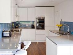 Remo Gloss White - Ice Interior kitchen