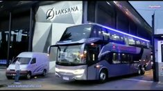 Bus Baru PO Murni Jaya & Laju Prima Keluar Karoseri Laksana Running Away, Safari