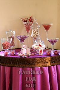 Candy Bar - Candy Station