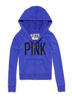 Sweatshirt #Victoria Secret #PINK #purple