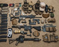 Tactical Gear List & Considerations for SHTF By Orlando Wilson – The Prepper Journal - I am asked regularly what equipment people should have or need for tactical or hostile situations. I am not a gear-queer and tell people to make maximu… Tactical Survival, Survival Gear, Tactical Gear, Tactical Truck, Tactical Clothing, Survival Stuff, Survival Equipment, Survival Guide, Weapons Guns