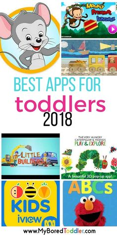 20 Best Apps for Toddlers 2019 best apps for toddlers 2018 toddler apple apps toddler ipad apps toddler android apps. Free apps for toddlers. Educational apps for toddlers The post 20 Best Apps for Toddlers 2019 appeared first on Toddlers Diy. Best Toddler Apps, Toddler Fun, Toddler Preschool, Toddler Crafts, Preschool Activities, Baby Crafts, Best Baby Apps, Toddler Speech, Toddler Games