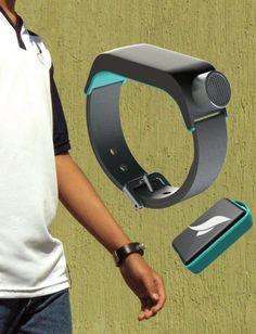 Sunu sonar wearable smart watch $199