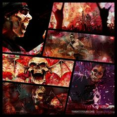 a7x Avenged Sevenfold A7X