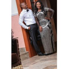 Throwback for daaayyyssssss.  @billsss__ and her hubby!!!  Their first anniversary was a couple of months ago and the pre wedding pictures are still. Talk about evergreen!!  #ThrowbackTeusday #TBT #PreWedding #Engagement #WeddingPlanner #EventManager #BridetoBe #NowaMum #BlackandWhite #CoupleGoals #BlingedDress #Silver #SilverDress #Goals #WhiteandBlack