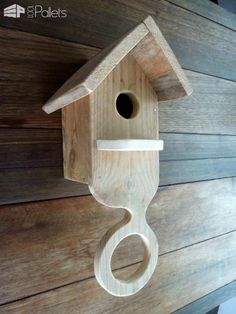 Pallet Serving Tray & Birdhouses Animal Pallet Houses & Pallet SuppliesPallet Home Accessories