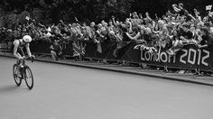 Team GB's Gold Medal Winner Alistair Brownlee - AlLondon 2012 Olympic Men's Triathlon Final - Hyde Park