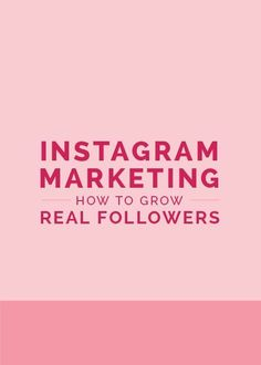 Instagram Marketing: FInd Your Following - The Elle & Company Collaborative | social media tips | instagram tips https://pine3media.com