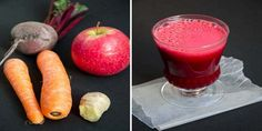 What Happens When You Mix Beets, Carrots And Apples: A Glass Of Juice That Destroys All ...