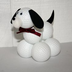 Image detail for -cutenessapproved » Blog Archive » Golf ball craft.