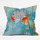 Found it at Wayfair - Iveta Abolina Polyester Coral Indoor/Outdoor Throw Pillow