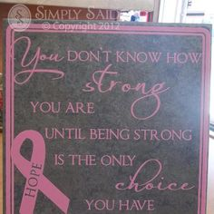 ...strong is the only choice $16.95