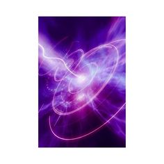 Purple Galaxy iPhone Wallpaper ❤ liked on Polyvore featuring backgrounds