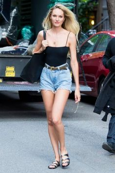 501c0304a75 Candice Swanepoel Style New York City May 26